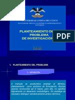 Clase 04 Planteamiento Del Prob. de Inv.