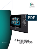 Harmony1100i User Guide