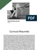 Gabriella Ribeiro Peixoto Portfólio