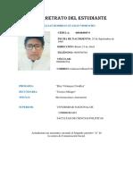 Guaman Morocho William Rodrigo