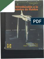 FOX MECANICA DE FLUIDOS 4 en Español