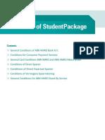 PDF Voorwaarden Studenten Pakket