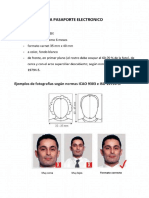 Fotografias Para Pasaporte Electronico