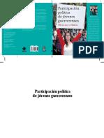 Participación Política de Jóvenes Guerrerenses, 2017. Olivia Leyva Muñoz