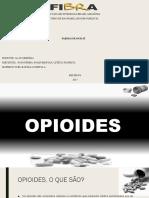 Farmacologia II-opioides PDF