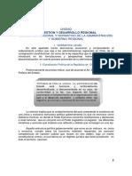 UNIDAD Gestion y Desarrollo Reginal