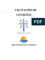 DOC CAPACITACIÓN DE LITURGÍAS 2018