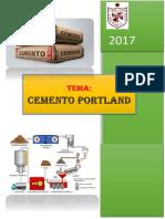 Monografia Cemento Portland