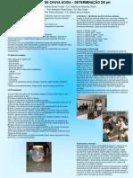 Simulação de Chuva Ácida – Determinação de Ph