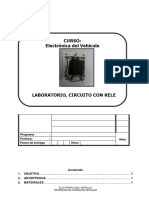 Informe RELE Electronica