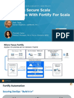 Developing Secure Scala Applications With Fortify For Scala