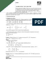 L3 - Álgebra Linear - IMC
