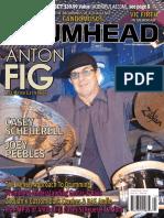 Drumhead Magazine 10 2015