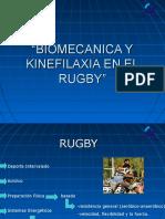 biomecanica y kinefilaxia en el rugby