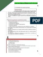 FICHA 7- Velocidade Reaçoes Quimicas