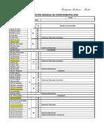 Modelo de Programacion Anual 2017 Lista
