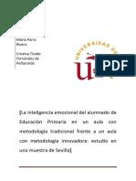 Tfg Maria Parra Rivera-cristina Tirado Fdez.pdf Emocion 2018 Febrero