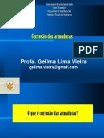 Patologia Aula 02b - Corrosão Das Armaduras