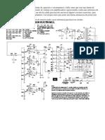 diagrama estabilizador electronico