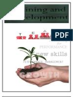 01 Training & Development 2nd