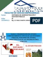 Sesión 1 Estado-gobierno y Administración Pública 1