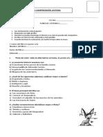 Chupacabras-De-Pirque Lista Para Imprimir