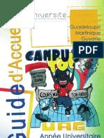 Guide d'accueil de l'étudiant 2010 2011