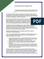 Aplicación de Las Ecuaciones Matematicas a Cualquier Campo