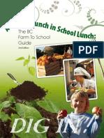 farm to school guide