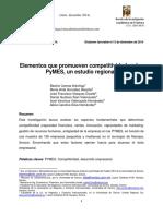 Elementos Competitividad Pymes