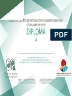Diploma Horizontes y CARPA