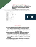Regiones Político Administrativas de Venezuela