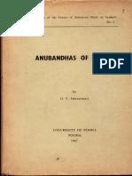 Anubandhas of Panini - G.V. Devasthali.pdf
