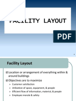 Facilities Layout