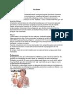4 Enfermedades Respiratorias-causas y Tratamiento