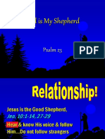 Psalm 23_The Lord is My Shepherd