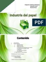 Plan de Producción de Planta de Papel