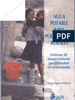 Agua Potable Para Poblaciones Rurales D 3)