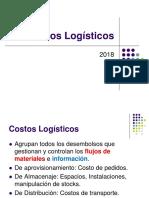 Costos Logísticos 2018 1