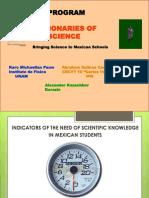 Misioneros de la Ciencia