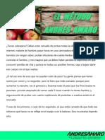 El Método Andrés Amaro