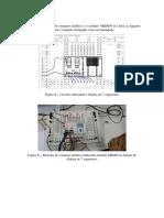 Utilizando o bastidor do conjunto didático e o módulo MED050 foi feita as ligações propostas pelo roteiro com a conjunto desligado como recomendado.docx