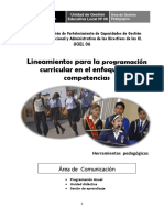 Taller La Programación Curricular - Directores (1) (2)