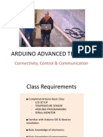 Arduino Advanced Training