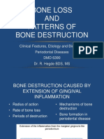 Bone Loss Patterns