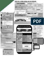 2008 01 14 Arielagramontloza Cuadro Sinoptico de Contratos en Base a Libro Walter Kaune
