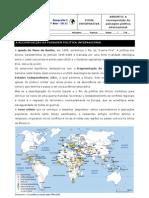 A recomposição da paisagem política internacional (12.º)