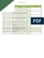 07 - Check List Formação e Adequação Da Cipa