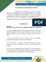 18 Evidencia 5 Formulación de Una Negociación Comercial Internacional y Documentación Requerida
