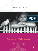Wise Otherwise - Sudha Murthy